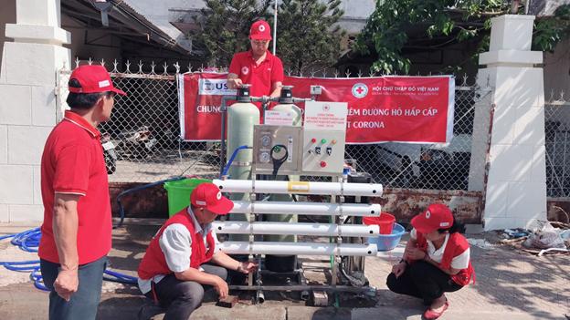 Hoa Kỳ công bố khoản viện trợ giúp Việt Nam ứng phó bão Linfa