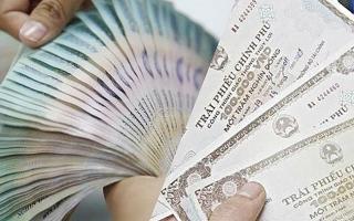 Đấu thầu TPCP ngày 28/10: Huy động 4.870 tỷ đồng