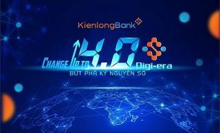 """Sắp diễn ra sự kiện """"Bứt phá kỷ nguyên số"""" cùng KienlongBank"""