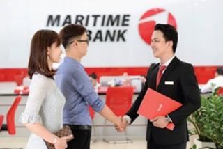 Maritime Bank chuyển dịch cơ cấu nguồn thu