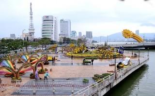 Đà Nẵng: Lên phương án đầu tư phố đi bộ - chợ đêm Bạch Đằng