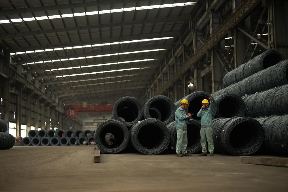Hòa Phát đạt kỷ lục tiêu thụ và xuất khẩu thép trong tháng 10
