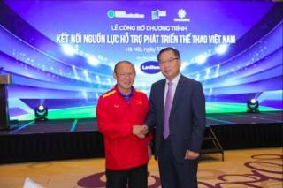 Kết nối nguồn lực phát triển thể thao Việt