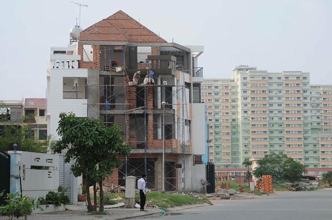 TP.HCM: Giải quyết cấp phép xây dựng nhà ở riêng lẻ