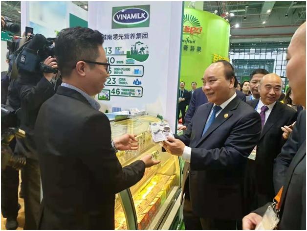 Sản phẩm của Vinamilk được người tiêu dùng Trung Quốc ưa chuộng
