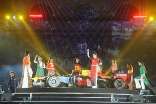 Hà Nội đăng cai Giải đua xe Công thức 1