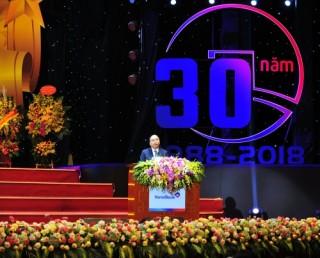 VietinBank: 30 năm vẻ vang sứ mệnh
