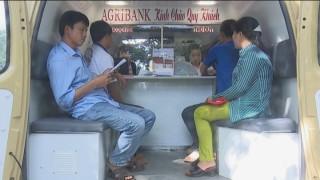 Agribank Tam Nông tổ chức 23 lượt giao dịch lưu động