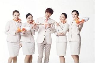 Hàng không Hàn Quốc dự kiến sử dụng tiếp viên người Việt