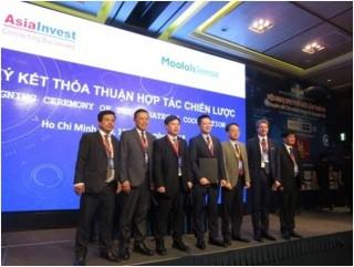 MoolahSense và AsiaInvest hợp tác cho vay trực tuyến SME