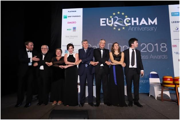 EuroCham kỷ niệm 20 năm thành lập tại Việt Nam