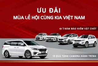 Kia Việt Nam tri ân khách hàng