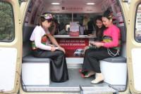 Giao dịch lưu động bằng ô tô: Agribank phục vụ hơn 225.000 lượt khách hàng