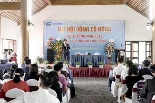 May Phú Thành sẽ kinh doanh xăng dầu