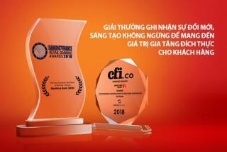 Maritime Bank nhận giải thưởng uy tín
