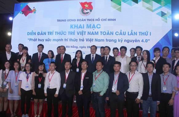 Khai mạc Diễn đàn Trí thức trẻ Việt Nam