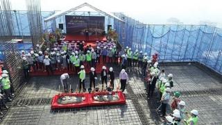 Tưng bừng khí thế Sunshine trong Lễ Kick Off dự án siêu sang tại Hà Nội