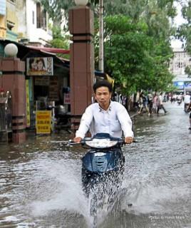 Các thành phố châu Á có cơ hội thu hút 20 ngàn tỷ USD đầu tư liên quan đến khí hậu