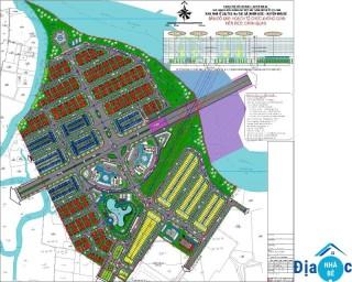 TP.HCM: Phê duyệt hệ số điều chỉnh giá đất tại khu nhà ở 28ha huyện Nhà Bè
