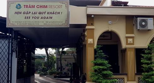 """TP.HCM: Cưỡng chế các công trình vi phạm trật tự xây dựng tại """"Gia Trang quán - Tràm Chim Resort"""""""