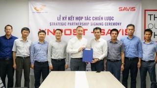 SAVIS hợp tác chiến lược với VNPost