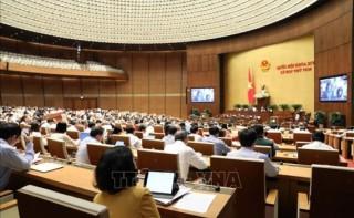 Trình Quốc hội việc phân bổ 4.069 tỷ đồng từ nguồn điều chỉnh giảm vốn bố trí cho các dự án quan trọng