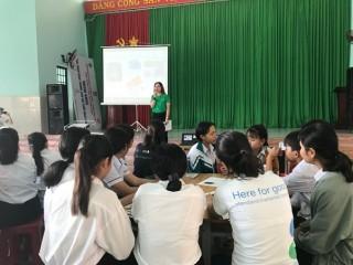 Thêm hơn 130 học sinh được đào tạo về tài chính