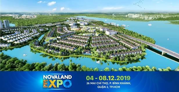 Novaland Expo - Nâng tầm uy tín với hơn 40 đối tác chiến lược