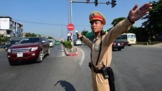 4 trường hợp cảnh sát giao thông được dừng xe kiểm tra