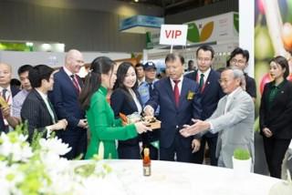 Vietnam Foodexpo 2019: Gian hàng PAN thu hút khách thăm quan