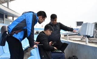 Viettel áp dụng công nghệ phủ sóng hiện đại cho trận Việt Nam - UAE