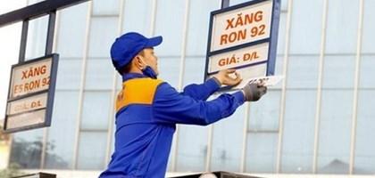 Giá xăng tăng trở lại sau 2 kỳ giảm liên tiếp