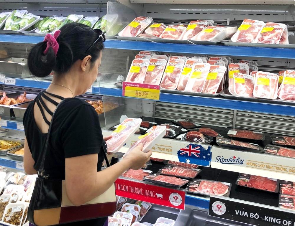 Giá lợn hơn cao nhất tới 78.000 đồng/kg