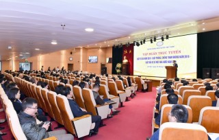 NHNN tổ chức tập huấn trực tuyến toàn ngành về 03 Luật quan trọng