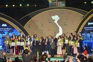 Tôn vinh 100 doanh nghiệp xuất sắc nhất về thực hiện phát triển bền vững