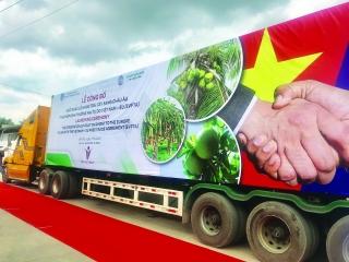 Ngân hàng đồng hành cùng nông dân, doanh nghiệp chinh phục thị trường EU