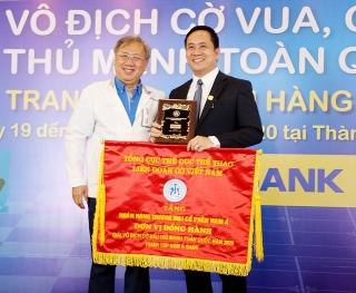 Nam A Bank tiếp tục đồng hành cùng giải vô địch cờ đấu thủ mạnhtoàn quốc năm 2020