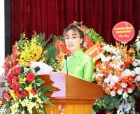 Bài phát biểu 'truyền cảm hứng' của nữ tỷ phú tại Đại hội Thi đua yêu nước ngành Ngân hàng