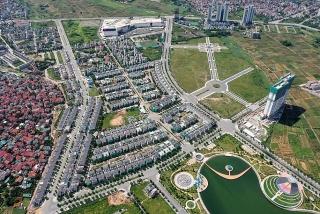 Khu đô thị Dương Nội: Sức hút từ đại đô thị nằm trên trục đường kết nối Trung tâm Hội nghị quốc gia Mỹ Đình