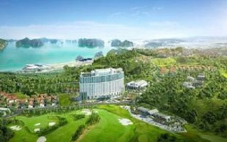 Sắp khai trương quần thể nghỉ dưỡng có tầm nhìn đẹp nhất Hạ Long