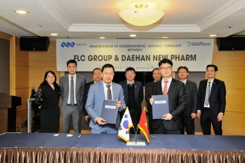 Thúc đẩy hợp tác Việt - Hàn trong y dược công nghệ cao