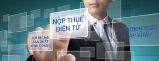 Từ 10/12/2018, nộp thuế điện tử 24/7 cần có hai tài khoản