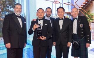 Biệt thự trên không của SonKim Land đoạt thêm hai giải thưởng