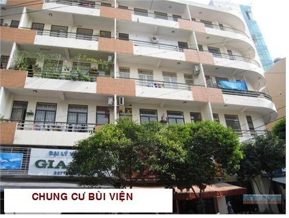 TP.HCM: Bố trí 174 căn hộ để tạm cư dân quận 1
