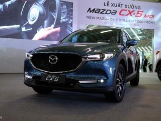 Mua xe Mazda được hưởng ưu đãi giá tới 30 triệu đồng