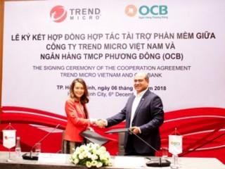 OCB và Trend Micro hợp tác gia tăng tính bảo mật