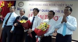 VAMC khai trương Chi nhánh TP.HCM