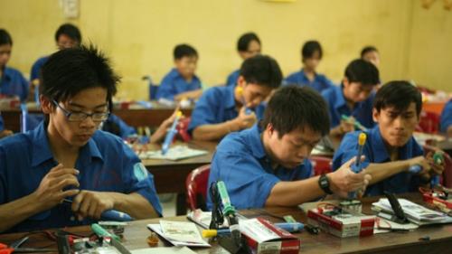 78 triệu USD cải thiện chất lượng đào tạo nghề