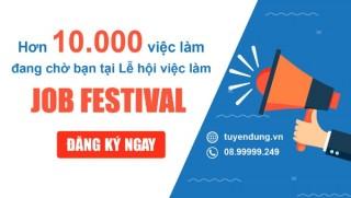 Cơ hội tiếp cận 10.000 việc làm tại Đồng Nai