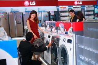 LG khuyến mãi lớn dịp Tết Nguyên đán